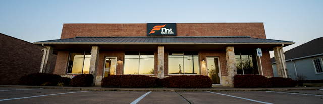 First State Bank Announces Sherman Location Is Now a Full-Service Branch, Serving More Families in North Texas