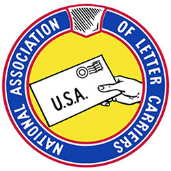 NALC Local 4374 Logo