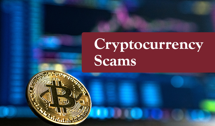 Monson Savings Bank Shares Tips on How to Spot Cryptocurrency Investment Scams