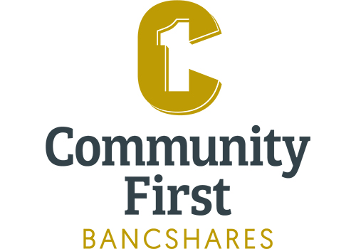 Community First Bancshares, Inc. Executes Merger Agreement