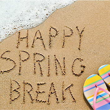 Money-Saving Tips for Your Spring Break