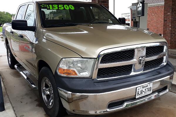 2011 Dodge Ram 1500 Crew Cab ST