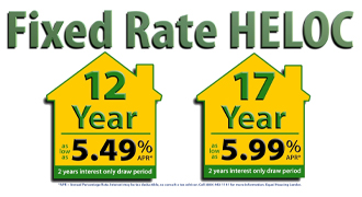 Fixed Rate HELOC