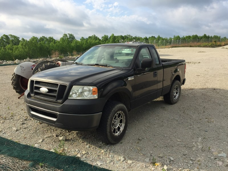 2007 Ford F150 PK
