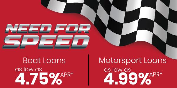 Boat & Motorsport Loans