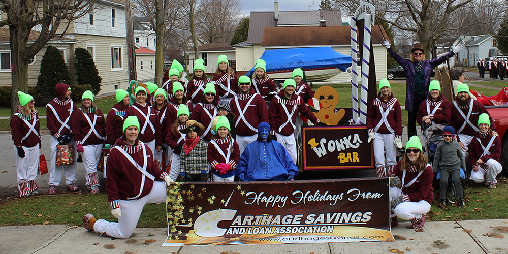 2015 Carthage Holiday Parade