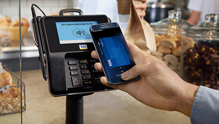 Samsung Pay is here for the holidays!