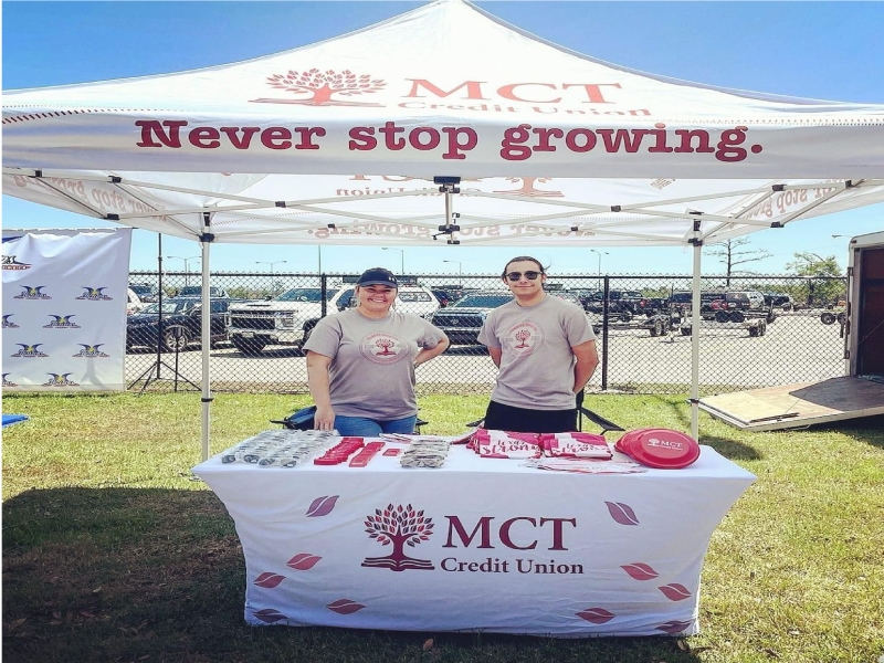 MCT supports our local communities with many different events, such as Bassmaster!