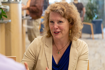 Mary Kimball, Director