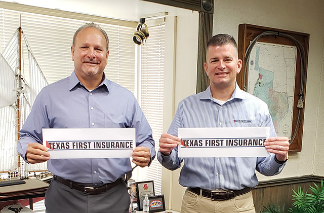 Introducing Texas First Insurance