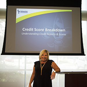 Pelican Hosts Free Credit Score Workshop for Denham Springs Community