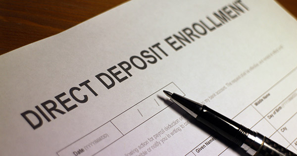 How to Set Up and Benefit from Direct Deposit