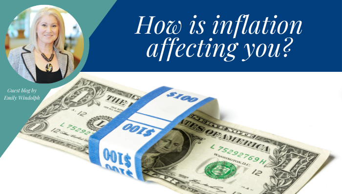 Inflation Today: Guest Blog by Emily Windolph
