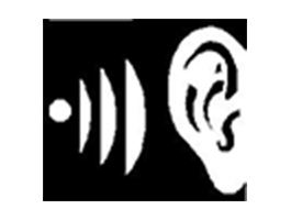 Amy Swain-Hearing Center logo
