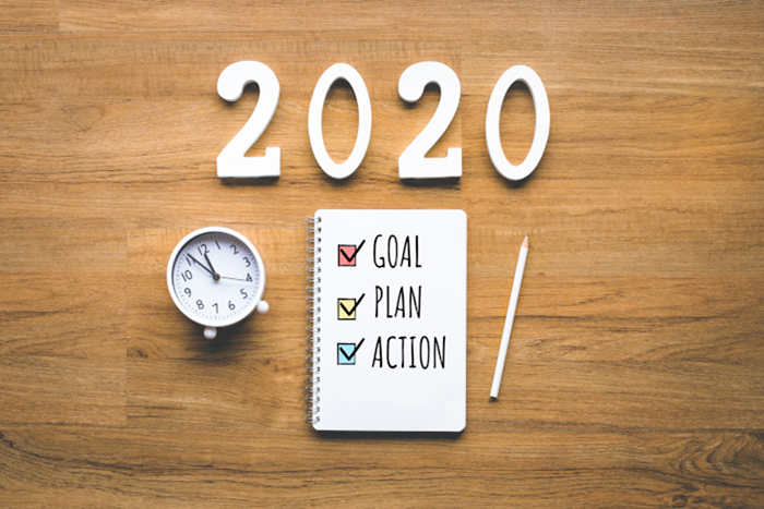 5 Easy Financial Goals To Set In 2020