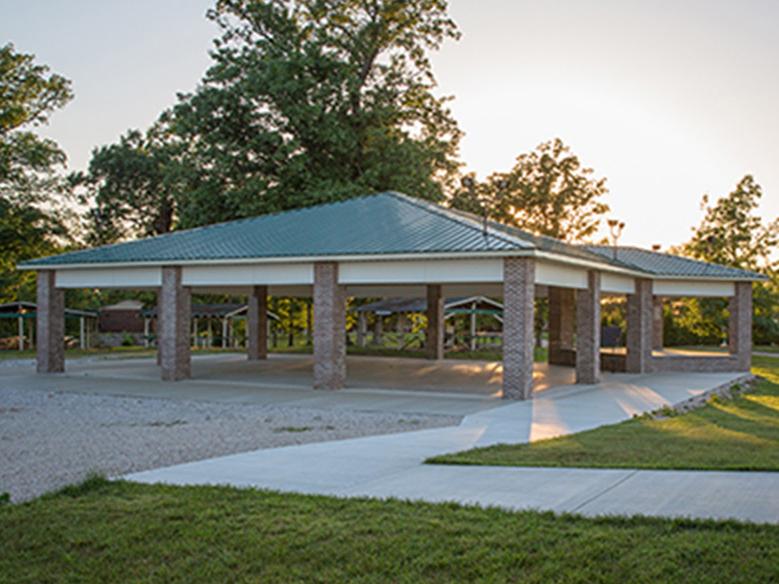 Highland Woods Community Center Pavilion Image