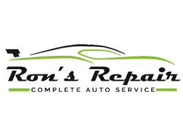 Ron's Repair logo
