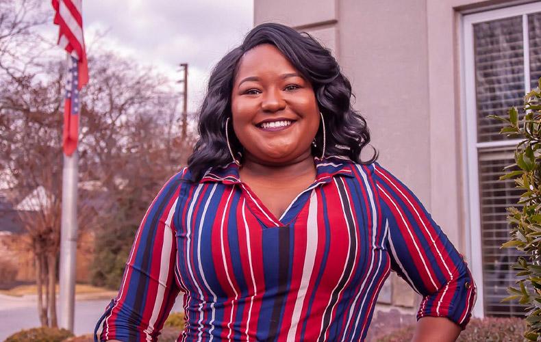 Personal Bankers of Little Rock: Jasmine Miller