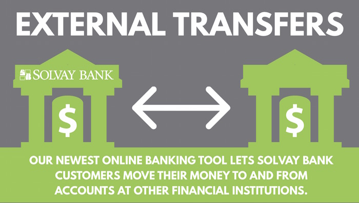 Let External Transfers Move Your Money Faster & Safe