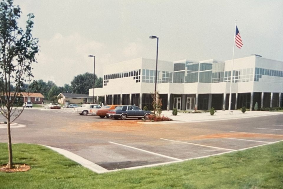 Image illustrating First Metro Bank opened its first location in Muscle Shoals