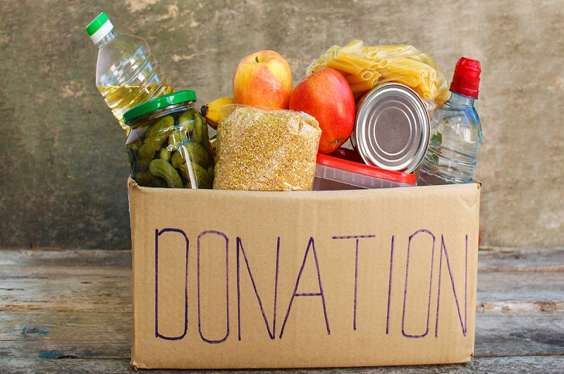 Double the Donation - USSFCU's Virtual Fundraiser in Support of Local Food Banks