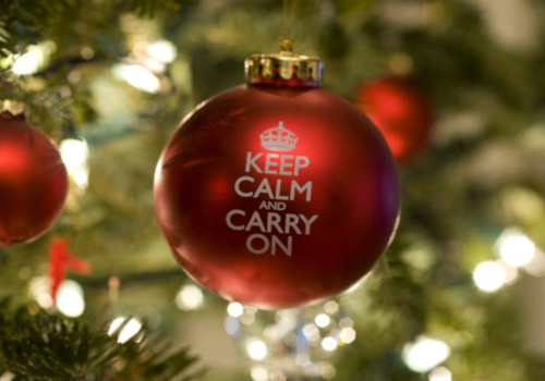 Manage the Stress of the Holiday Season