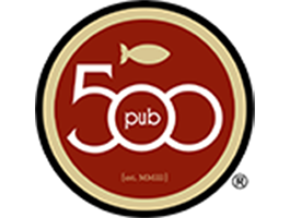 Pub 500  logo
