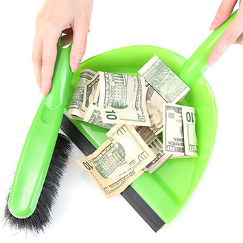 Do you need to clean up your finances?