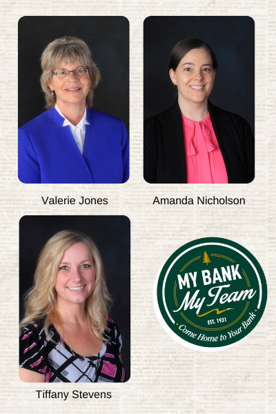 CNB Announces Transitions & Promotions