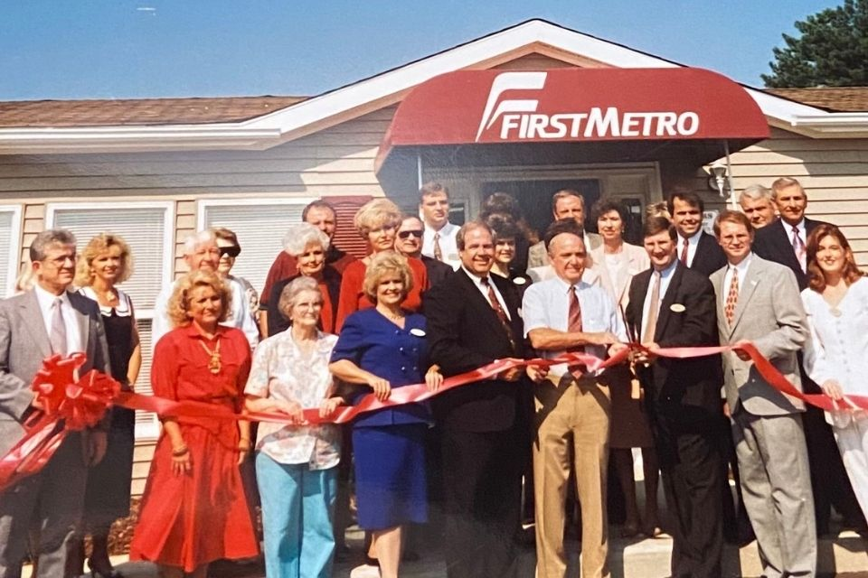 Image illustrating Russellville branch opened
