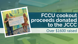 FCCU Cookout Proceeds Donated to Jefferson County Cancer Coalition