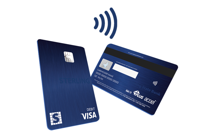 Contactless Cards -  How They Work And Why They're Great | Sterling State Bank