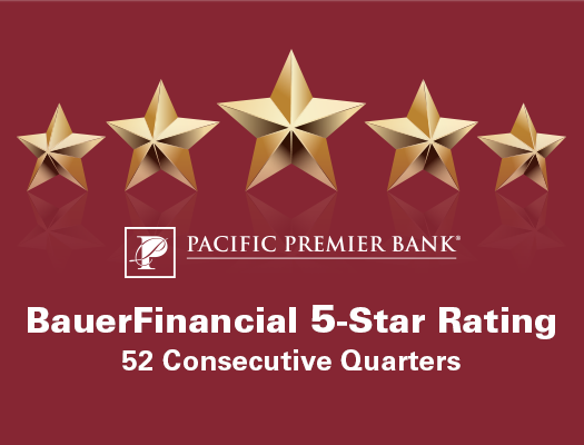 Image of Rated 5-Stars by BauerFinancial