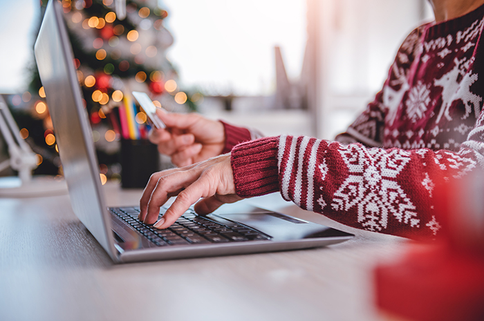 Tis the season to shop online with care