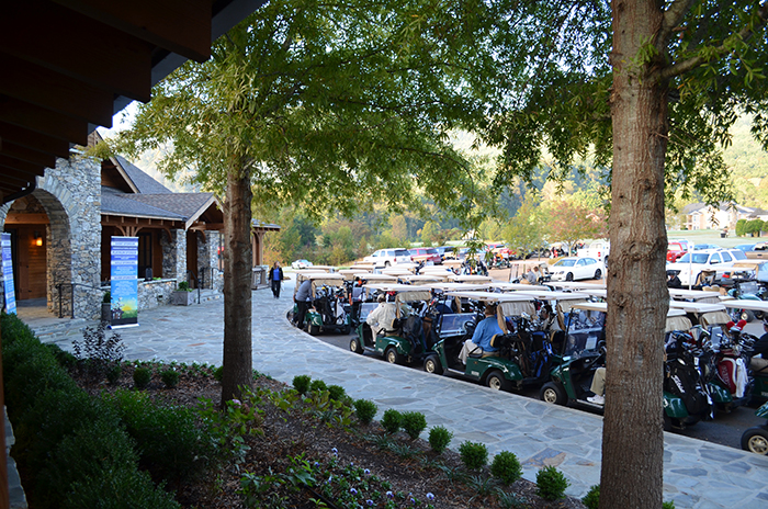 Golfers from across the valley get ready for the annual STARS Golf Tournament.