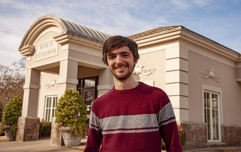 Personal Bankers of Little Rock: Johnathan Woodson