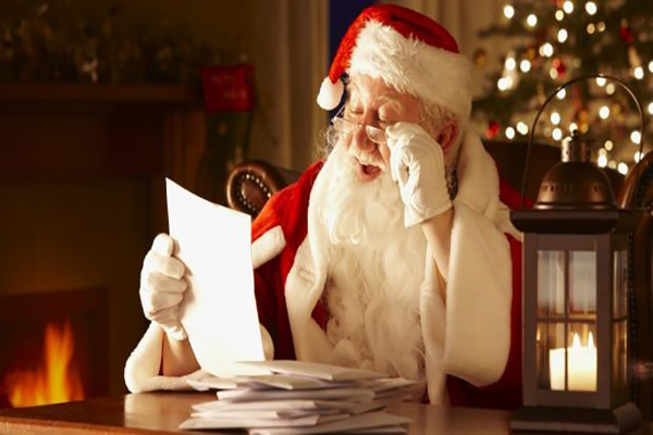 Don't Get Scammed by Santa!