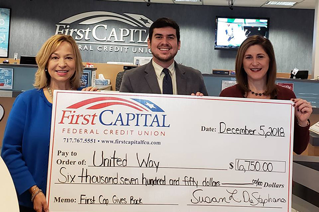 News & Events | First Capital Federal Credit Union | York