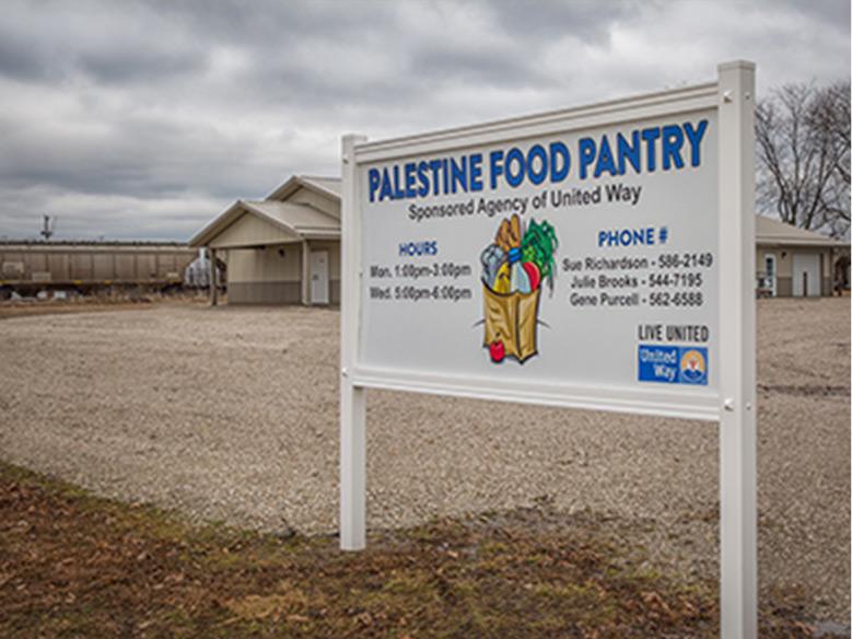 Palestine Food Pantry Image