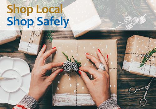 Shop Local, Shop Safely