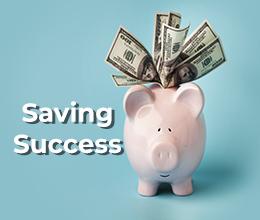 Six Tips for Saving Success
