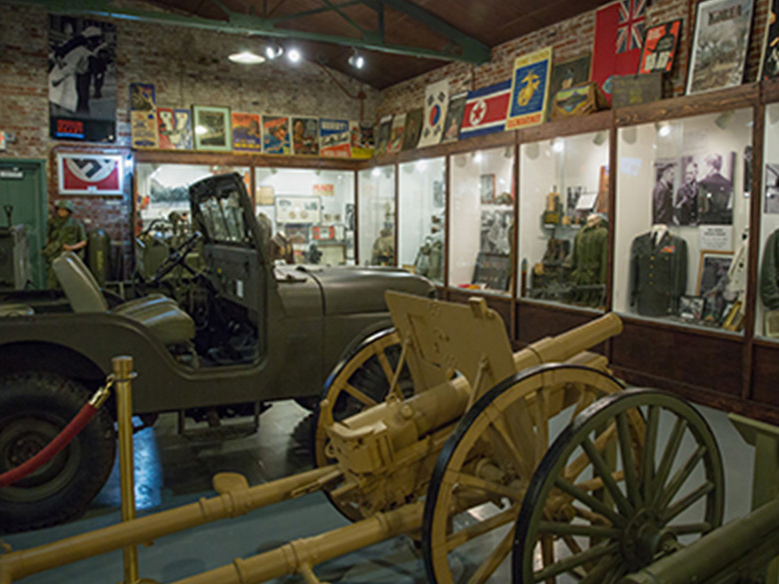 Indiana Military Museum Image