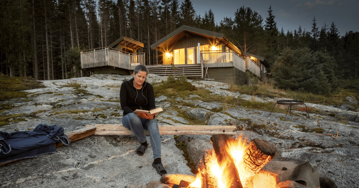Four ways to help you save for your family cabin.