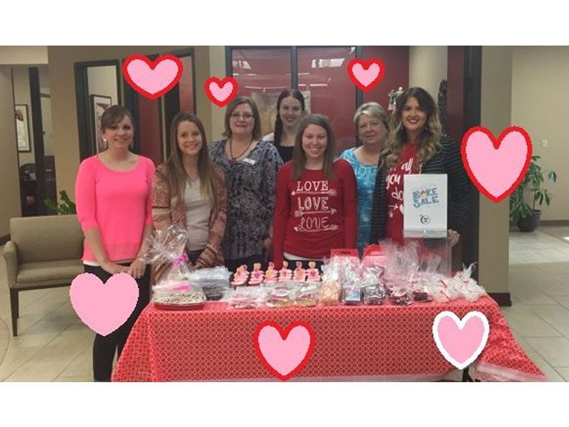 MCT holds bake sales with proceeds benefitting Relay for Life.