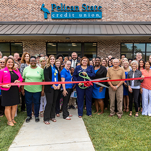 Pelican State CU Hosts Financial Family BBQ Bash at New Jackson Branch