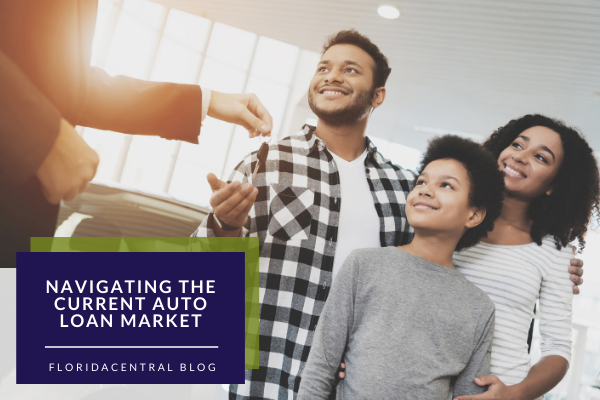 Navigating the Current Auto Loan Market