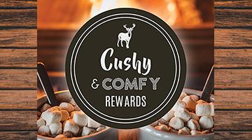Shazam's Cushy & Comfy Rewards