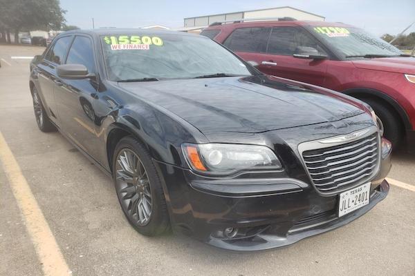 2013 Chrysler 300C John Varvatos Edition (Black)