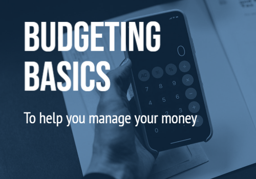 The Basics of a Budget