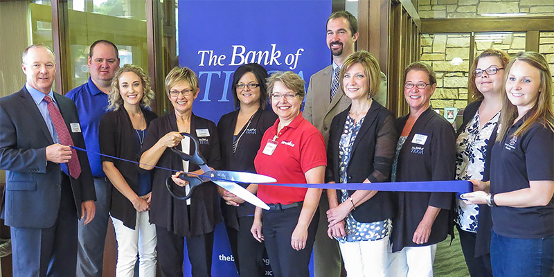 The Bank of Tioga Announces Ribbon Cutting Ceremony for Crosby Location